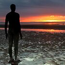 Crosby Beach by Steve  Liptrot