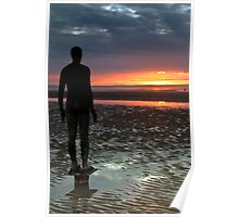Crosby Beach Poster
