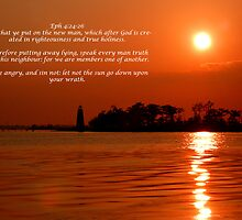 Ephesians 4:24-26 by Michael Reimann
