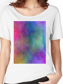 rainbow storm Women's Relaxed Fit T-Shirt