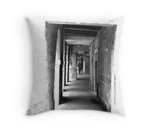 Venice Alley Throw Pillow