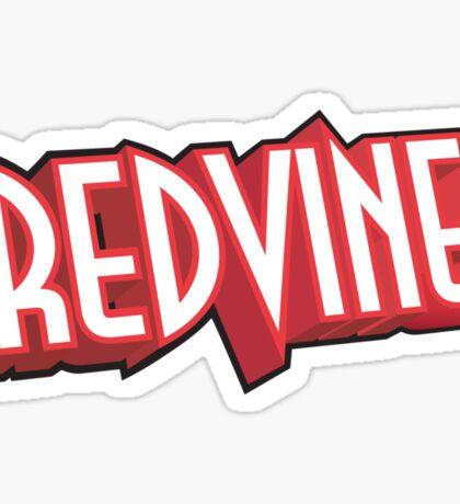 Redvines Sticker