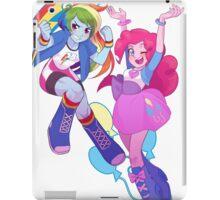 Equestria Dash and Pinkie iPad Case/Skin