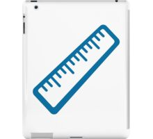 Straight Ruler Google Hangouts / Android Emoji iPad Case/Skin