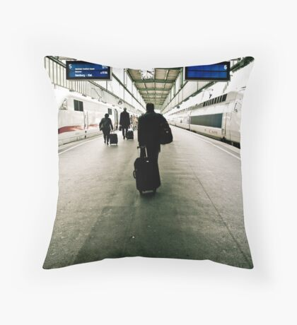 German or French? Throw Pillow