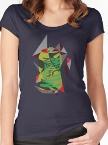 Nectar of Life Women's Fitted Scoop T-Shirt