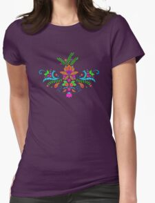 India Style Lotus Flower T-Shirt