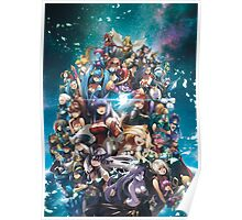 Galaxy - League of legends Poster