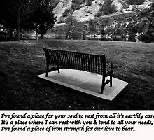 Saving a Place for You... by J. D. Adsit