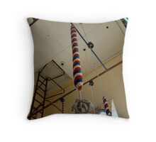 pull the other one Throw Pillow