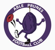 Able Prune Football Club Kids Clothes