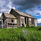 Idaho Farmhouse by David Kocherhans