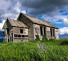 Idaho Farmhouse by David Kocherhans