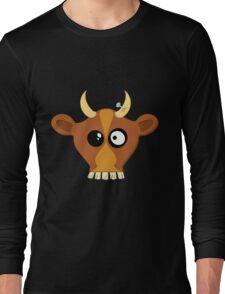 Happy Cow Long Sleeve T-Shirt