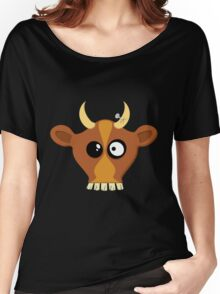 Happy Cow Women's Relaxed Fit T-Shirt