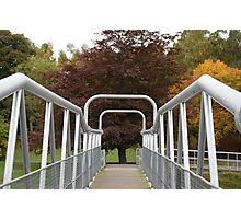 Peebles Bridge Photographic Print