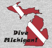 Dive Michigan by Karri Klawiter
