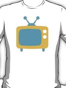 Television Google Hangouts / Android Emoji T-Shirt