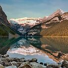 Lake Louise Series 4 by Amanda White