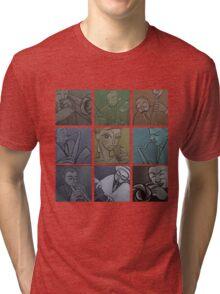 Lullaby of Birdland (Vintage) Tshirt Tri-blend T-Shirt
