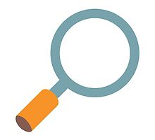 Right-Pointing Magnifying Glass Google Hangouts / Android Emoji by emoji