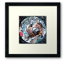 Mandala Arrived, 2014 Framed Print