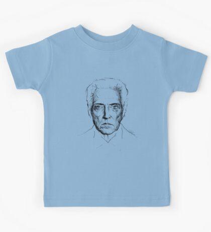 Christopher Walken tshirt and prints Kids Tee