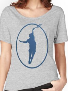 Tennis Framed Women's Relaxed Fit T-Shirt