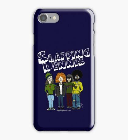 Slapping Dennis iPhone Case/Skin