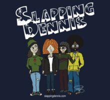 Slapping Dennis Kids Tee
