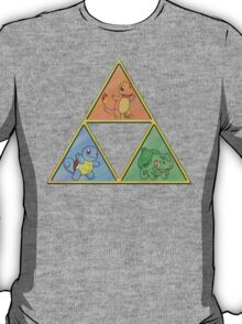 Pokemon Triforce T-Shirt
