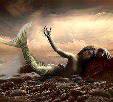 the mermaid by navybrat