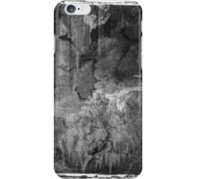 The Atlas of Dreams - Plate 6 (b&w) iPhone Case/Skin