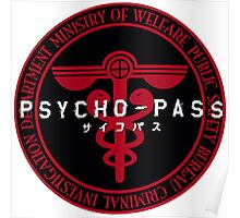 Psycho-Pass Poster