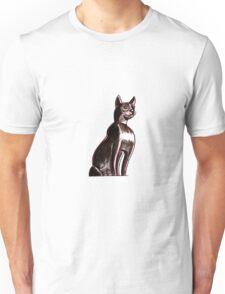Egyptian Feline Unisex T-Shirt