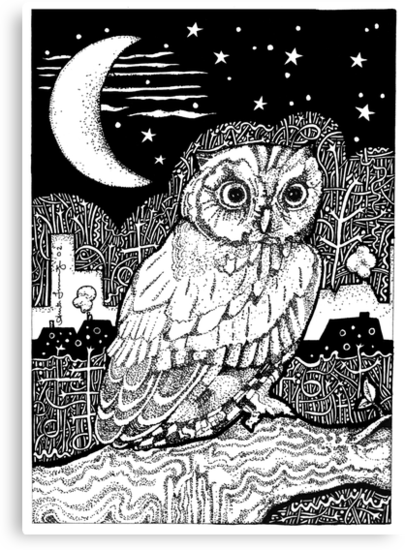 Twoo by Anita Inverarity