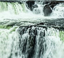 Iguazu Falls - Over the Edge 2 by photograham