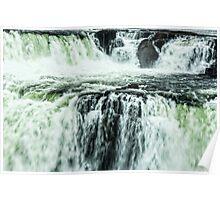 Iguazu Falls - Over the Edge 2 Poster