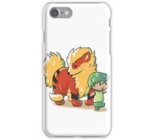 Across the lands iPhone Case/Skin