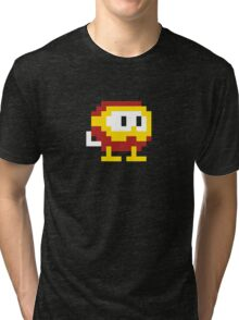 Dig Dug Baddy 1 Tri-blend T-Shirt