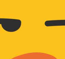 Unamused Face Google Hangouts / Android Emoji Sticker