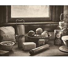 Vintage Art - All The Fixings Photographic Print