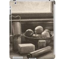 Vintage Art - All The Fixings iPad Case/Skin