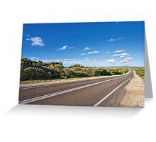 Hog Bay Road - Kangaroo Island Greeting Card