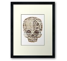 Skull Crusher Framed Print