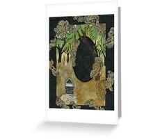 Spirits - The Qalam Series Greeting Card