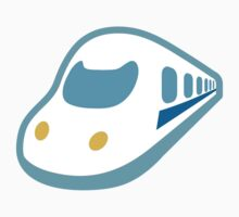High-Speed Train Google Hangouts / Android Emoji Kids Clothes