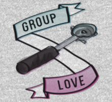 Group Love - Tri Colour Edition Kids Clothes
