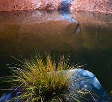 Mutitjulu Reflections by Steven Pearce