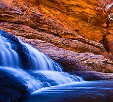 Garden of Eden Waterfall by Steven Pearce
